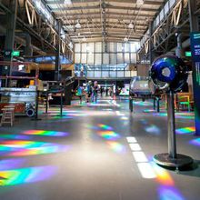 Exploratorium Lab and Lunch: Dynamic Waters