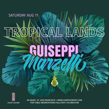 Tropical Lands OSL After Party ft. Guiseppi Marzelli