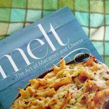 "Stephanie Stiavetti ""Melt: The Art of Macaroni and Cheese"""
