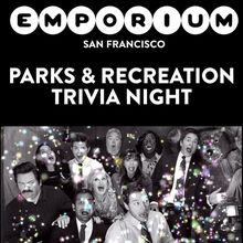 Parks and Recreation Trivia Night
