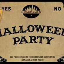 14th Annual Guardsmen Halloween Party