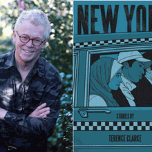 TERENCE CLARKE at Books Inc. Opera Plaza