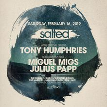 SALTED ft. Tony Humphries, Miguel Migs & Julius Papp