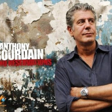 Anthony Bourdain - The Hunger Tour - SOLD OUT