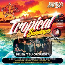 Tropical Sundays * Featuring Live Band