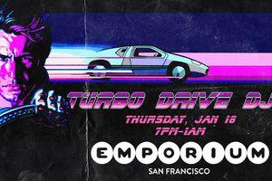 Turbo Drive DJs | Emporium ...
