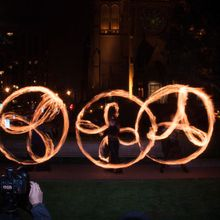 8th Annual Fire Dance Expo