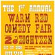 The Warm Red Variety Show Comedy Fair
