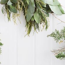 Holiday Wreath Making with Good Eggs & Flora Grubb