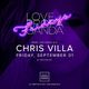 FREE TICKETS for DJ of the YEAR, CHRIS VILLA (PHOENIX) w/ Truthlive