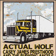 Actual Wolf, Casey James Prestwood, Gram Parsons Hand Traverse, DJ Cindy G