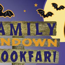 Family Sundown Spookfari