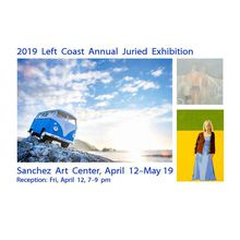 2019 Left Coast Annual Juried Exhibition