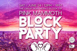5th Annual Pink Mammoth Blo...