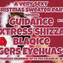 The Program SF -a very sexy christmas sweater party-
