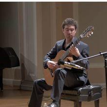 Christopher Mann, Classical Guitarist