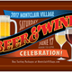 Beer and Wine Celebration 2017