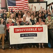 Indivisible SF General Meeting with Special Guest Hene Kelley Sunday March 3, 2019