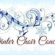 Winter Choral Concert Wednesday, December 5 @ 7:00PM
