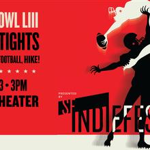 Super Bowl LIII: Men in Tights Comedy Show