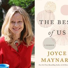 JOYCE MAYNARD at Books Inc. Berkeley