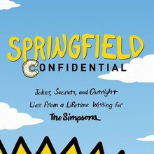 Springfield Confidential: Mike Reiss & The Simpsons