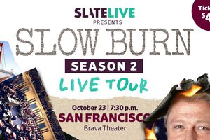 Slow Burn Live in San Franc...