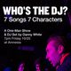 Who's The DJ? one man show, live theatre you can dance to set in a nightclub