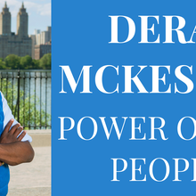 DeRay Mckesson: Power of the People