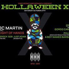 HOLLAween X feat. Doc Martin