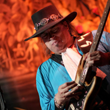 Stevie Ray Vaughan Tribute with Alan Iglesias & Crossfire