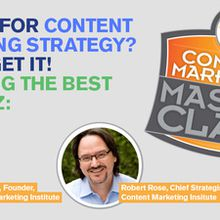 Content Marketing Master Class San Francisco