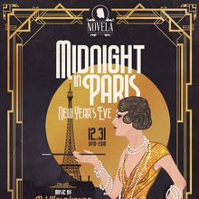 New Year's Eve : Midnight In Paris