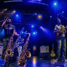 Karl Denson's Tiny Universe present a Ray Charles Boogaloo Dance Party with Zach Deputy
