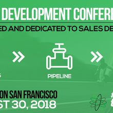 The Sales Development Conference 2018 - San Francisco