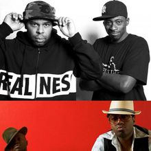 Pete Rock & CL Smooth Reunion Tour with Camp Lo