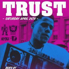 'TRUST SF' LAUNCH @ MERCER w/residents Goldenchyld + Platurn & special guest DJ Teeko
