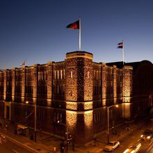 Our Last Days in The SF Armory - Kink.com Tour