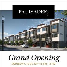 Palisades Grand Opening: New Luxury Townhomes
