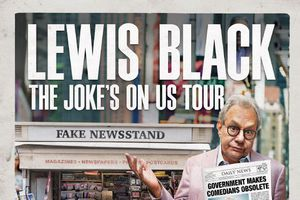 Lewis Black: The Joke's On ...