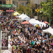 Oakland Art and Soul Festival