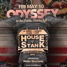 House of Stank: W. Jeremy Pelsner, Christy Love, Robin Simmons