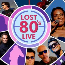 K-Hit's Presents Rewind I Lost 80's Live '18
