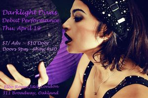 Darklight Divas Debut