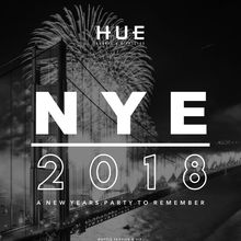 NYE 2018 Premium Hosted Open Bar