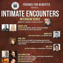 INTIMATE ENCOUNTERS INTERVIEW SERIES: Episode 6 w/ GREG WEISMAN