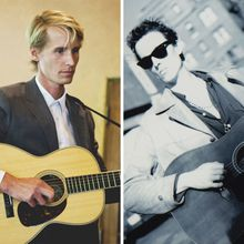 Tom Brosseau + Steven Emerson at the Redwood Grove