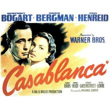 Menlo Movie Series: Casablanca (1942)