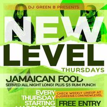 New Level Thursdays