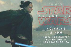 Art of Star Wars: The Last ...